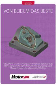Mastercam für SolidWorks
