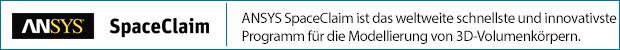 Ansys SpaceClaim - Bahnbrechende Direktmodellierung! Das bedeutet 3D für jeden Ingenieur!